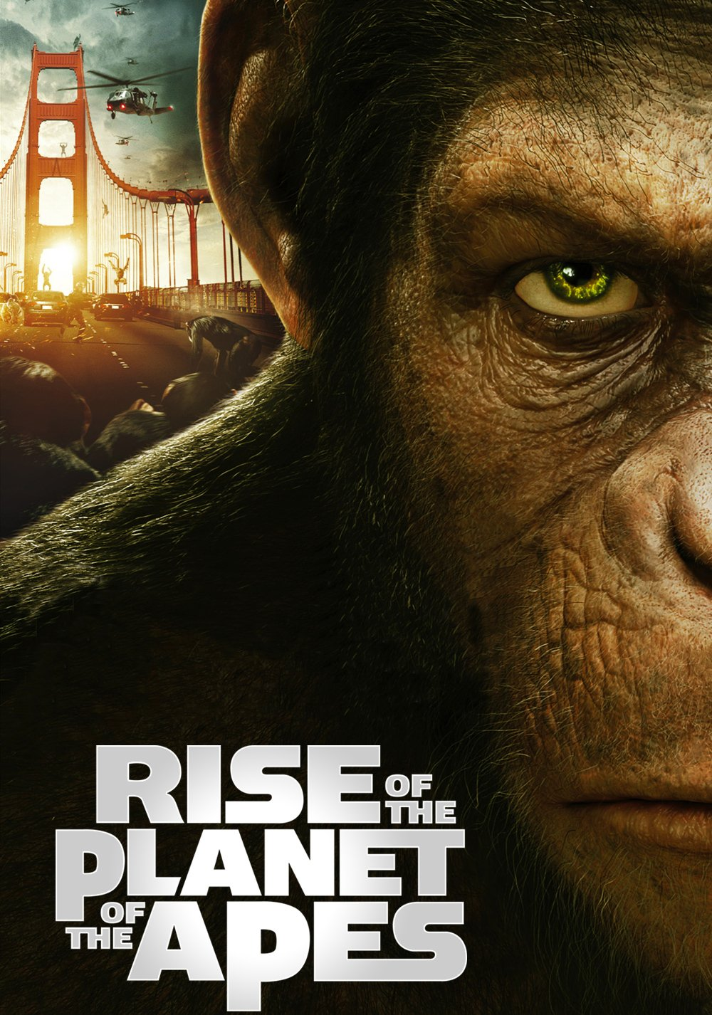 Rise of the Planet of the Apes was the launch of the new Planet of the Apes franchise.