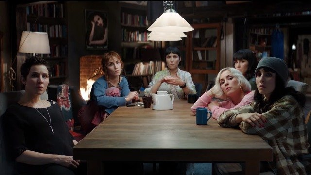 Seven Noomi Rapaces in 'What Happened to Monday?'