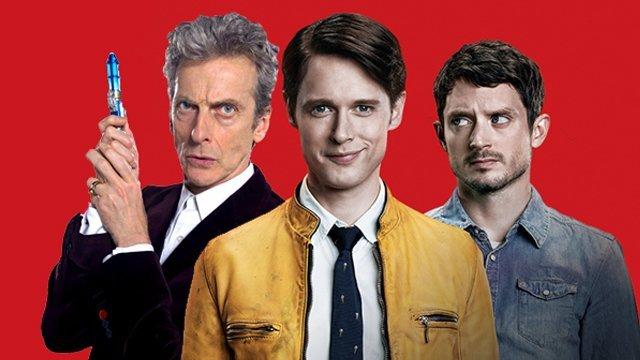 Watch the full Doctor Who and Dirk Gently Comic-Con panels. Plus, watch a Dirk Gently season two clip.