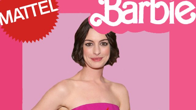 Sony Pictures is ready to play with Anne Hathaway Barbie!