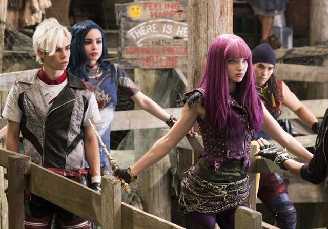 Descendants 2 Ratings Impress with 13 Million Viewers