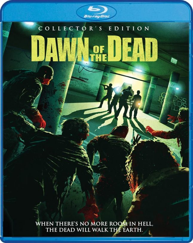 Dawn of the Dead Coming to Collector's Edition Blu-ray