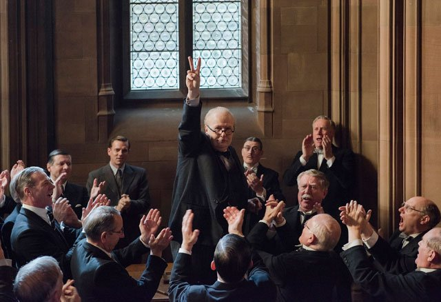 'Darkest Hour' Trailer: Gary Oldman Is Unrecognizable as Winston Churchill