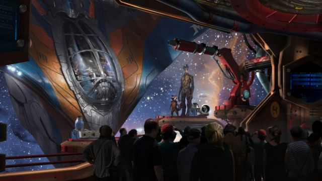 Guardians of the Galaxy and Ratatouille Attractions Coming to Epcot