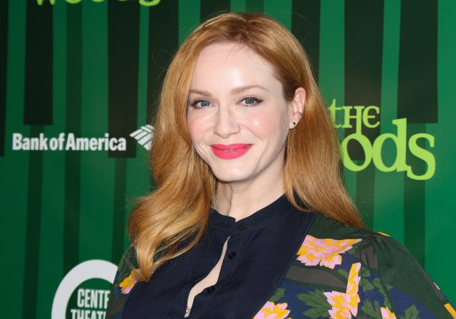 Christina Hendricks Bags A Lead Role In NBC's 'Good Girls'