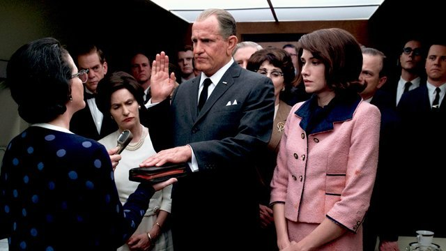 Watch the LBJ movie trailer. The LBJ movie is directed by Rob Reiner.