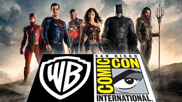 Follow Live Blog Updates from the Warner Bros Pictures Comic-Con Panel! What are you hoping to see from the Warner Bros Pictures Comic-Con Panel?