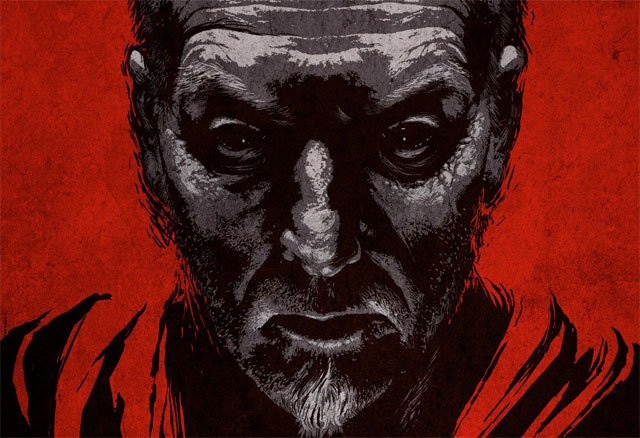 Jigsaw Comic-Con Poster Features the Return of Tobin Bell