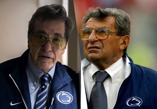 First Look at the Joe Paterno Film Starring Al Pacino