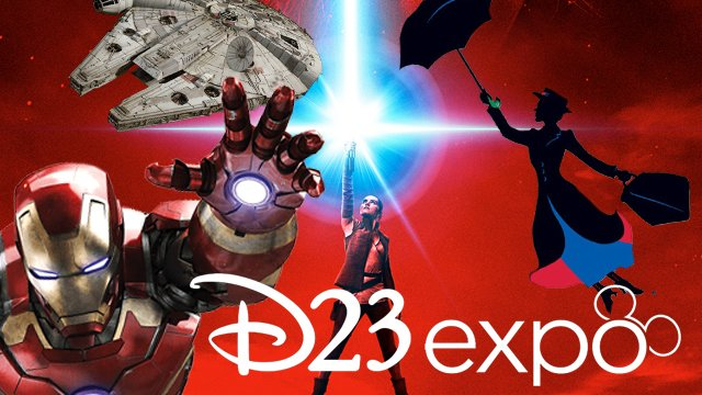 Follow along with updates from the 2017 D23 Live-Action Movies Panel