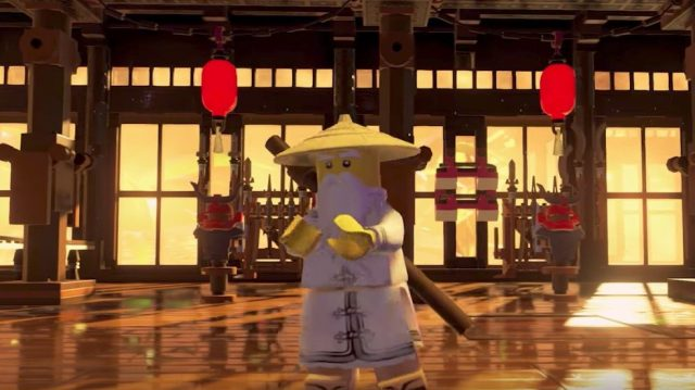 Check out the new trailer for The LEGO Ninjago Movie Video Game