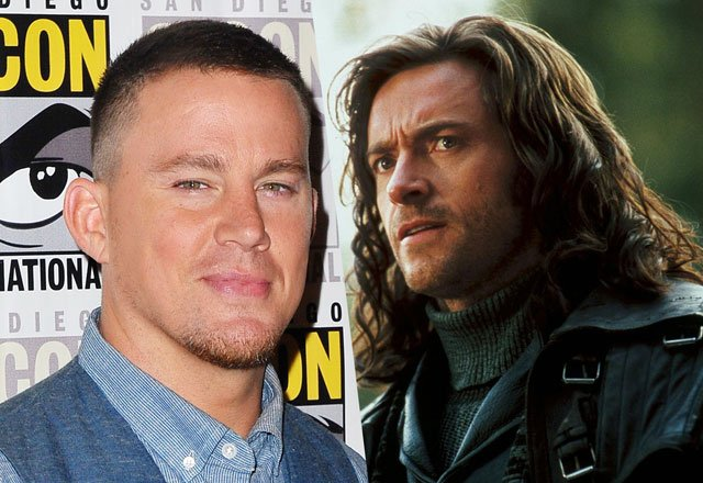 Universal Courting Channing Tatum For 'Van Helsing' Remake