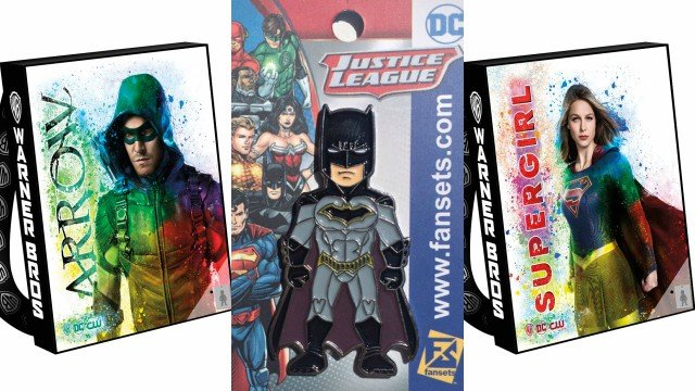 2017 Comic-Con Bags Revealed, Plus New Justice League Pins