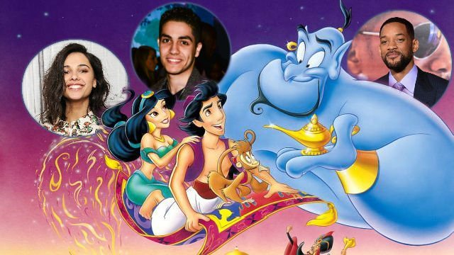 Mena Moussad to Play 'Aladdin' Following Casting Drama