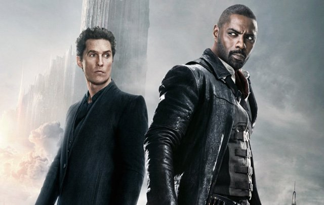 New International The Dark Tower Posters