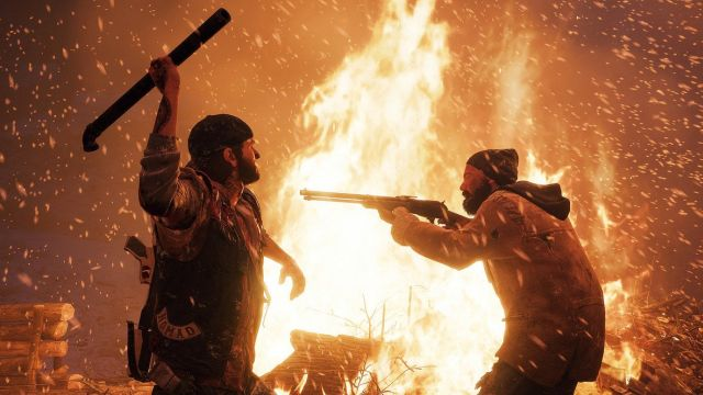 New Days Gone Gameplay Video Shows Off Brutal Combat