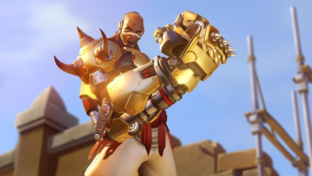 Doomfist Revealed! Overwatch's 25th Hero Officially Unveiled
