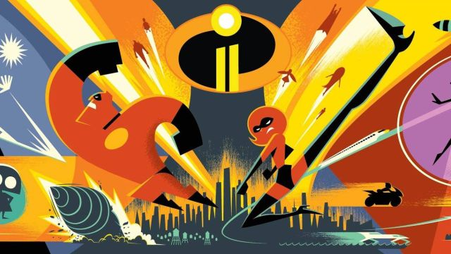 New Incredibles 2 Details Revealed at D23, Plus Edna Mode Retrospective
