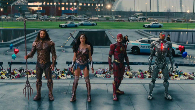 Steppenwolf Revealed More In Justice League Screenshots