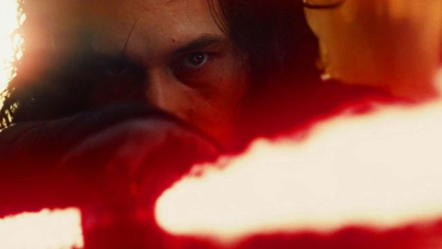 Kylo Ren's New Ship from Star Wars: The Last Jedi Revealed