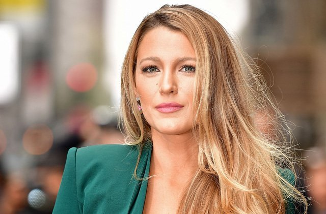 Blake Lively to star in 'The Rhythm Section' from James Bond producers