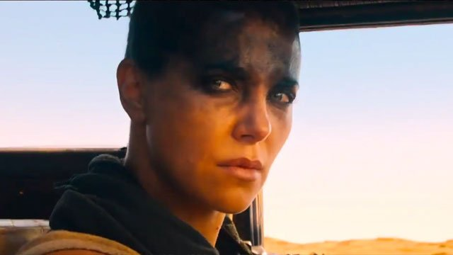 Charlize Theron Says 'I'd Love To' Do a Mad Max Prequel
