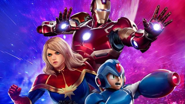 Spider-Man Among The New Characters Revealed For Marvel vs Capcom: Infinite