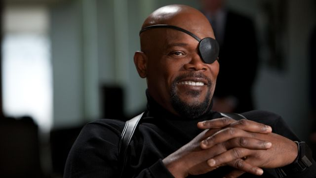 Samuel L. Jackson to Return as Nick Fury in Captain Marvel!