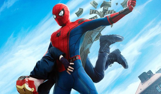 Spider-Man: Homecoming Swings to $257 Million Worldwide