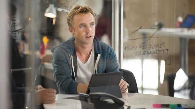The Flash: Tom Felton not returning as series regular