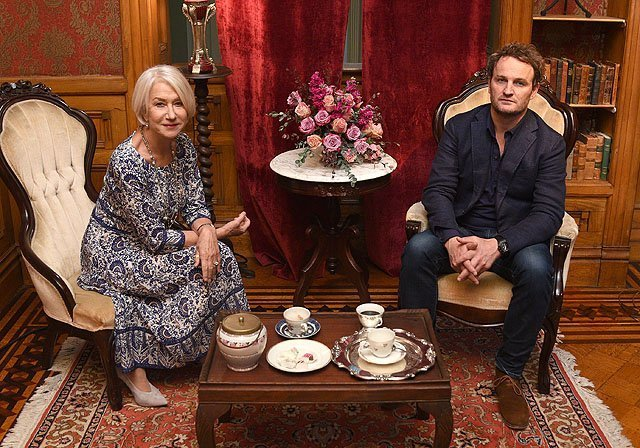 Check out our Winchester interview with Helen Mirren and Jason Clarke