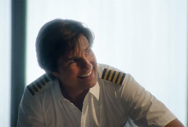 Tom Cruise Flying High in New American Made Featurette