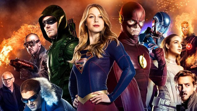 The CW's 2017 Crossover Premiere Dates Announced