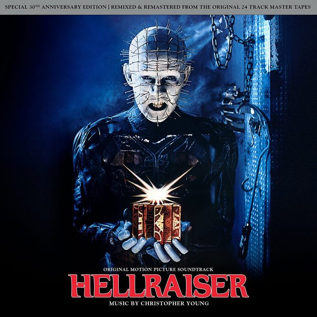 Hellraiser 30th Anniversary Soundtrack Set for Release