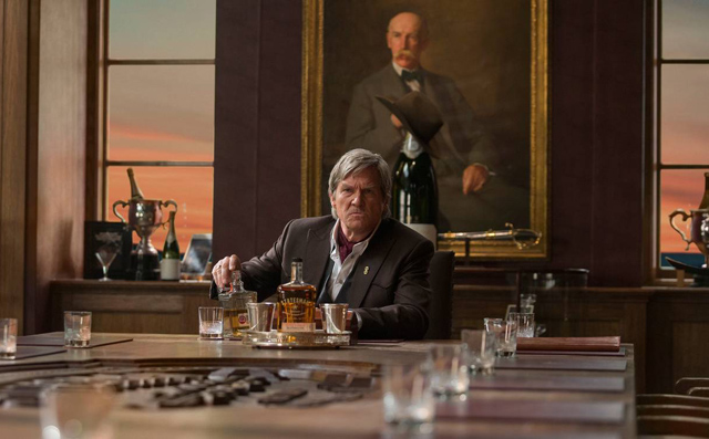 Jeff Bridges i Kingsman- The Golden Circle