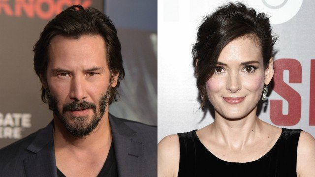 Keanu Reeves & Winona Ryder Reunite For New Rom-Com