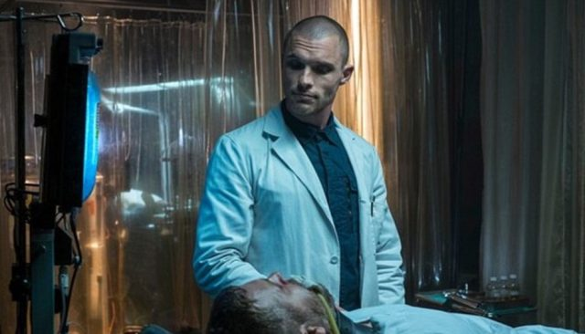 Deadpool actor Ed Skrein is in talks to join the upcoming Hellboy reboot