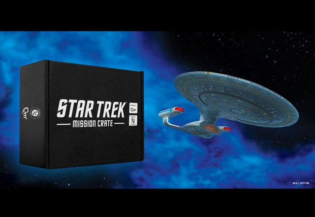 Star Trek Loot Crate Announced, Now Available for Pre-Order