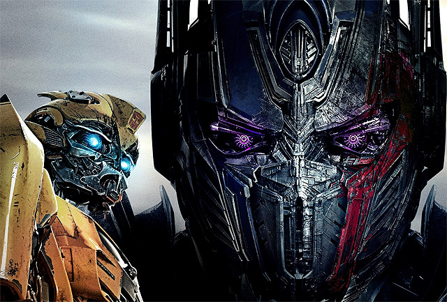 Transformers: The Last Knight Blu-ray and Digital HD Details