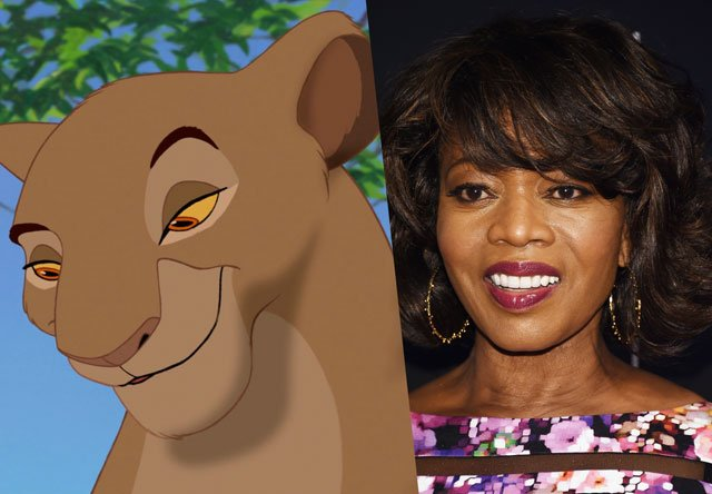 Alfre Woodard to Play Simba's Mother in Live-Action Lion King