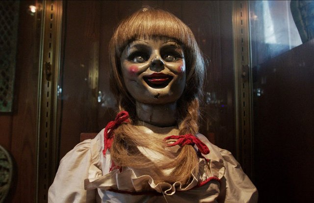Gary Dauberman's Annabelle 3 Officially Wraps Production