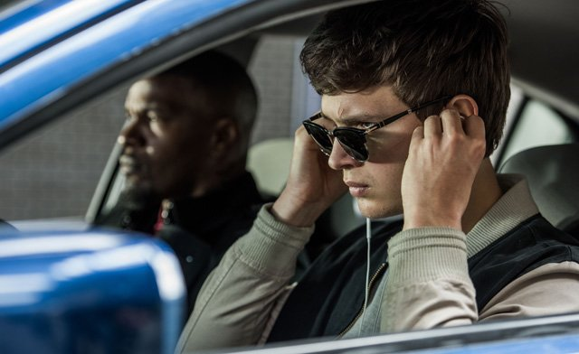 Baby Driver Blu-ray and DVD Set for October Release