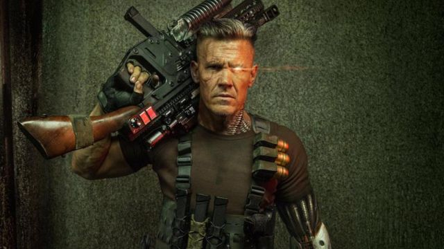 New Deadpool 2 Set Photos of Josh Brolin's Cable