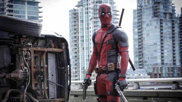 New Videos from the Deadpool 2 Filming in Vancouver