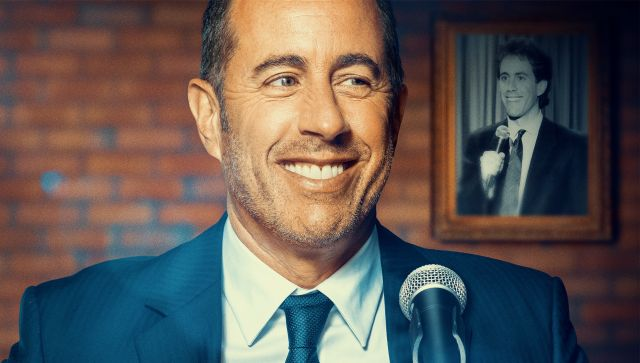 First look at Jerry Seinfeld's new special