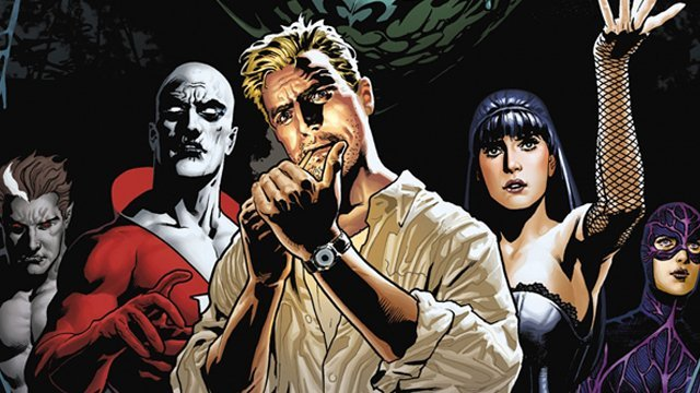 Image result for Gerard Johnstone to polish Justice League Dark script