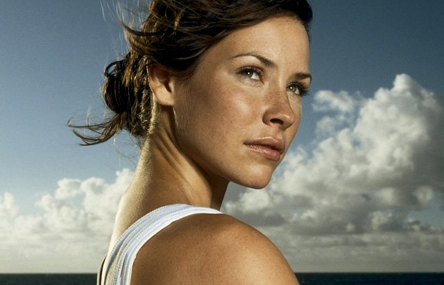 Lost Cast: Evangeline Lilly as Kate Austen