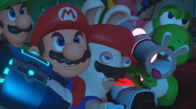 New Mario + Rabbids Kingdom Battle Trailers Revealed