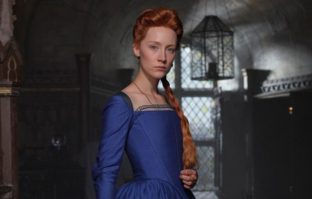 First Look at Saoirse Ronan as Mary, Queen of Scots