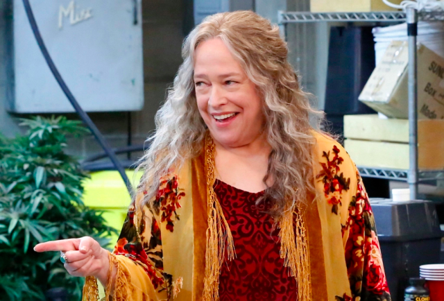 Kathy Bates gets high in new trailer for Netflix comedy 'Disjointed'